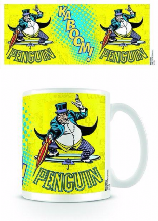 DC Originals (Batman - The Penguin) - MUG (11oz) (Brand New In Box)